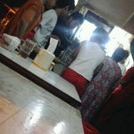 Photo taken at Nasi uduk ibu wiri by @OjekLMK G. on 5/12/2012