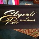 Photo taken at Elegante' Polo by Sandy Pallot K. on 2/22/2012