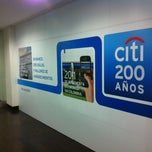 Photo taken at Citibank Colombia by eduardo c. on 4/23/2012