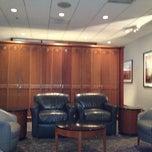 Photo taken at US Airways Club by Vinny D. on 3/18/2012