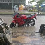 Photo taken at jl hangtuah Duri by opel r. on 3/18/2012