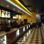 Photo taken at Super Cines 10 by Arturo O. on 6/5/2012