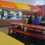 Photo taken at Peter Piper Pizza by Luis C. on 3/14/2012