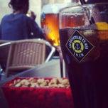 Photo taken at Le Bar du Coin by Elsa L. on 8/7/2012