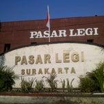 Photo taken at Pasar Legi by Budi P. on 8/19/2012
