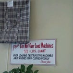 Photo taken at Crowns Drycleaner & Laundrymat by Jerrell H. on 3/30/2012