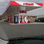 Photo taken at Giant Gasoline by Rick B. on 3/12/2012