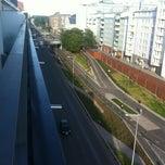 Photo taken at HOAS Pohjoinen rautatiekatu 29 by Eevert on 8/25/2012