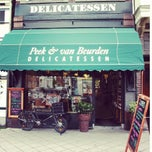 Photo taken at Peek & Van Beurden Delicatessen by Dainahara h. on 5/12/2012