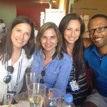 Photo taken at Wine Bar Food (Arthur Ashe Stadium) - US Open by Deborah C. on 8/29/2012