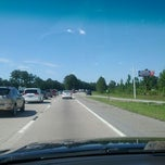 Photo taken at Interstate 95 Exit 8 by Topher G. on 5/20/2012
