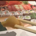 Photo taken at Sushi Drive by Mariano F. on 7/24/2012