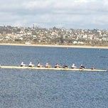 Photo taken at San Diego Crew  Classic by Cynthia H. on 4/1/2012
