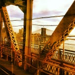Photo taken at MTA Subway - Manhattan Bridge (B/D/N/Q) by Mariana C. on 5/12/2012