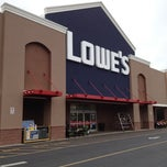 Photo taken at Lowe's Home Improvement by Kevin R. on 6/1/2012