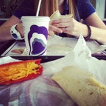Photo taken at Taco Bell by Brooke A. on 8/29/2012