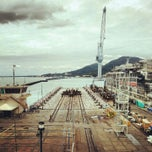 Photo taken at BOUSTEAD NAVAL SHIPYARD SDN BHD by Aliff &. on 9/6/2012