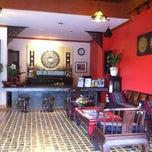 Photo taken at Baan Andaman Krabi Bed And Breakfast by Patthanaseth N. on 7/4/2012