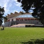 Photo taken at Parque Metropolitano La Sabana by Karla d. on 7/14/2012