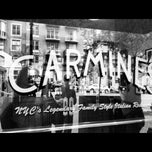 Photo taken at Carmine's by Jelena B. on 7/10/2012