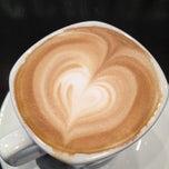 Photo taken at Macchiato Espresso Bar by Irina M. on 7/13/2012
