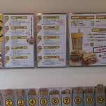 Photo taken at Which Wich? Superior Sandwiches by David F. on 2/4/2012