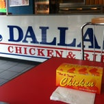 Photo taken at Dallas Chicken by ♥NanNi♥ S. on 7/8/2012