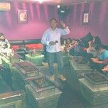 Photo taken at Cash Studio Family Karaoke Box by Leena on 5/27/2012