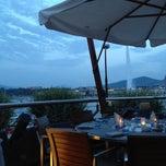Photo taken at FloorTWO Restaurant by Tasha on 8/23/2012