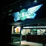 Photo taken at Wingstop by Victor M. on 2/20/2012