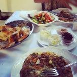 Photo taken at Cafe Michal (קפה מיכל) by Shlomi P. on 9/7/2012