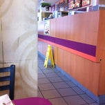 Photo taken at Dunkin' Donuts by Michael G. on 3/18/2012