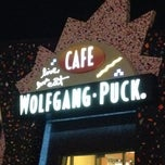 Photo taken at Wolfgang Puck Express (Westside) by A.C. D. on 7/11/2012