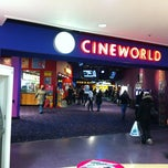 Photo taken at Cineworld by Muhsin M. on 3/4/2012