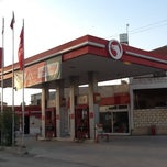 Photo taken at Kanizi Petrol Istasyonu by Oshan S. on 4/26/2012