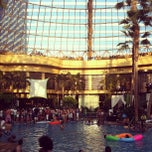 Photo taken at Harrah's Resort Hotel & Casino by Gloria C. on 5/27/2012