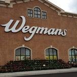 Photo taken at Wegmans by Jimmy C. on 5/9/2012