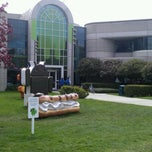 Photo taken at Googleplex - Tetsuwan Atom Cafe by Kevin C. on 3/30/2012