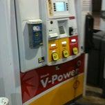 Photo taken at Exxon by Christina C. on 4/13/2012