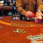 Photo taken at Chumash Casino Resort by Caroline K. on 4/13/2012