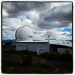 Photo taken at Mount Stromlo Satellite Laser Ranging Facility by Jo on 3/18/2012