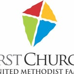 Photo taken at First United Methodist Church by Kent F. on 4/6/2012