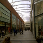 Photo taken at Eden Shopping Centre by Andy W. on 2/26/2012