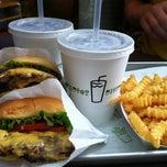 Photo taken at Shake Shack by Liz T. on 9/3/2012