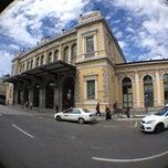 Photo taken at Stazione Trieste Centrale by Carlo F. on 4/18/2012