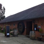 Photo taken at Weingut Klosterhof Töplitz by localr on 7/21/2012
