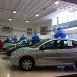 Photo taken at Peugeot BORDEAUX by Michel on 6/21/2012