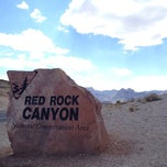 Photo taken at Red Rock Canyon Natural Park by Mario P. on 8/5/2012