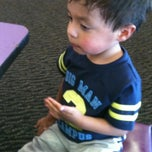 Photo taken at Peter Piper Pizza by Talia L. on 3/27/2012