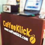 Photo taken at CoffeeKlick by Sitthipun K. on 5/2/2012